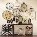 : Decorative wall clocks with large elegant wall clocks with large oval wall clock with wall clock in kitchen
