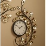 : Decorative wall clocks with oversized white clock with large turquoise wall clock with large tin wall clock
