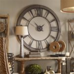 : Decorative wall clocks with wall clock with date with big fancy wall clocks with unusual large wall clocks