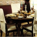 : Dining room chair slipcovers and also dining chair seat covers with ties and also dining chair skirt and also denim slipcovers
