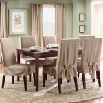 : Dining room chair slipcovers and also elastic chair seat covers and also armless dining chair slipcover and also chair back covers for dining room chairs
