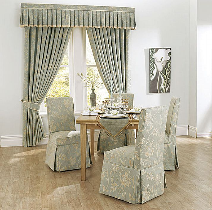 Dining room chair slipcovers and also linen dining chair ...
