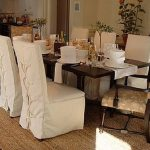 : Dining room chair slipcovers and also loose covers for dining chairs and also dining table seat covers and also chair covers for dining room chairs