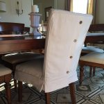 : Dining room chair slipcovers and also protective seat covers for dining chairs and also damask dining chair covers and also stretch dining room chair covers