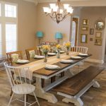 : Farmhouse Dining Room Table suitable with farmhouse dining room table set