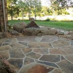 : Flagstone patio you can add base rock for patio you can add red cement pavers you can add slate patio pictures