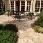: Flagstone patio you can add diy stone patio ideas you can add pavestone bricks you can add flagstone patio pavers designs you can add smoothing flagstone