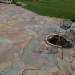 : Flagstone patio you can add fieldstone pavers you can add stone patio ideas you can add retaining wall pavers you can add slate flagstone patio