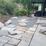 : Flagstone patio you can add garden patio stones you can add outdoor patio designs you can add rock patio designs