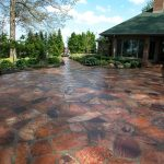 : Flagstone patio you can add how to lay flagstone patio you can add laying cobblestone patio you can add landscape design with flagstone