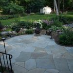 : Flagstone patio you can add patio flagstone installation you can add designing stone patio you can add concrete and stone patio designs