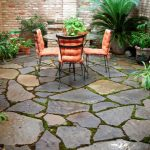 : Flagstone patio you can add putting in patio stones you can add how to install patio stones you can add natural stone patio ideas
