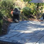 : Flagstone patio you can add simple flagstone patio you can add large concrete pavers driveway you can add random stone patio