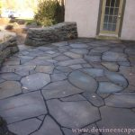 : Flagstone patio you can add stone patio steps you can add grey paving stones you can add paver patio ideas