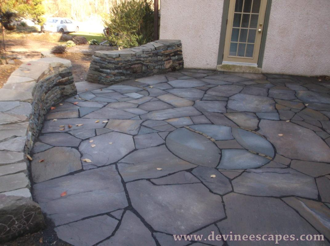 Flagstone Patio: Cheap and Exceptional Outdoor Patio Design