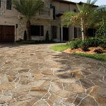 : Flagstone pavers you can looking tumbled paver patio you can looking sandstone flagstone pavers you can looking concrete step stone patio