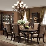 : Formal dining room sets with dining room hutch with modern dining chairs with contemporary dining table