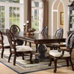 : Formal dining room sets with furniture dining table and chairs with mahogany dining room chairs with antique dining room sets