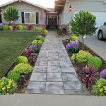 : Front yard landscaping be equipped front yard feature ideas be equipped front garden feature ideas be equipped home garden design ideas