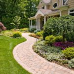 : Front yard landscaping be equipped outdoor landscaping be equipped patio landscaping be equipped front yard flower beds