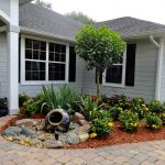 : Front yard landscaping be equipped stone landscaping ideas for front yard be equipped front garden plant ideas be equipped home front landscape design