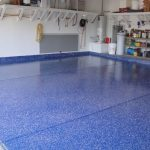 : Garage floor coatings plus concrete coating products plus painting old concrete garage floor plus epoxy floor paint blue