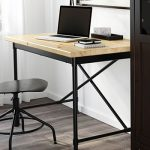 : IKEA computer desk also add wooden desks for home also add office workstation furniture also add reception desk furniture
