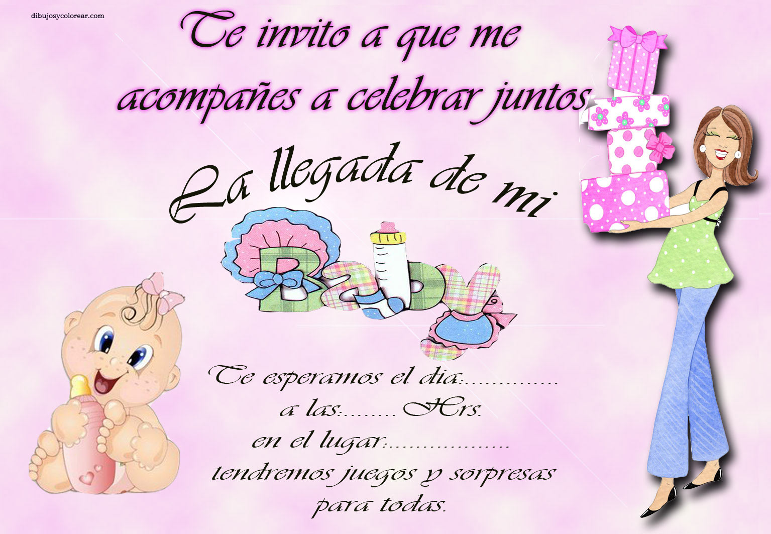 Invitaciones para baby shower also adornos para baby shower niño also arreglos para baby shower also baby shower para niño