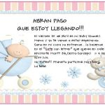 : Invitaciones para baby shower also decoracion de baby shower para niño also ideas para decorar baby shower