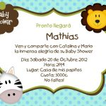 : Invitaciones para baby shower also decorar para un baby shower de niño also ideas de decoracion para baby shower