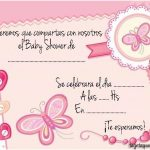 : Invitaciones para baby shower also ideas para baby shower niña also adornos de baby shower
