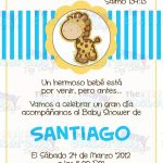 : Invitaciones para baby shower also ideas para baby shower niño also cosas de baby shower