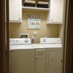 Laundry Room Cabinets: Open or Closed One?