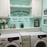 : Laundry room cabinets and plus wall mounted cabinets and plus maple cabinets and plus cabinets above washer dryer