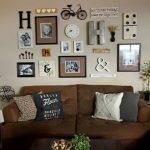 : Living room wall decor with simple living room designs with modern living room design