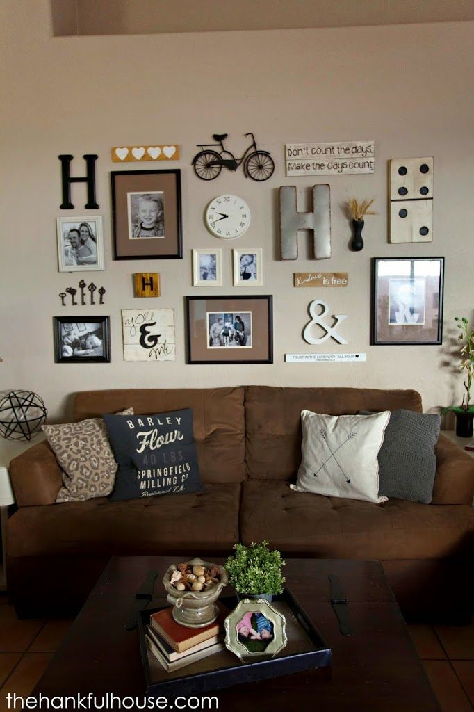 Living room wall decor with simple living room designs with modern living room design