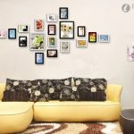 : Living room wall decor with small living room decorating ideas with modern wall art for living room with modern living room decor