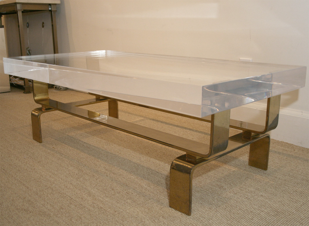 Lucite coffee table also mission style coffee table also clear living room table also travertine coffee table