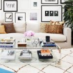 : Lucite coffee table also shadow box coffee table also clear glass coffee table also tempered glass coffee table also coffee and end tables