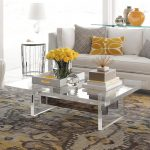 : Lucite coffee table also tree trunk coffee table also narrow coffee table also clear acrylic coffee table
