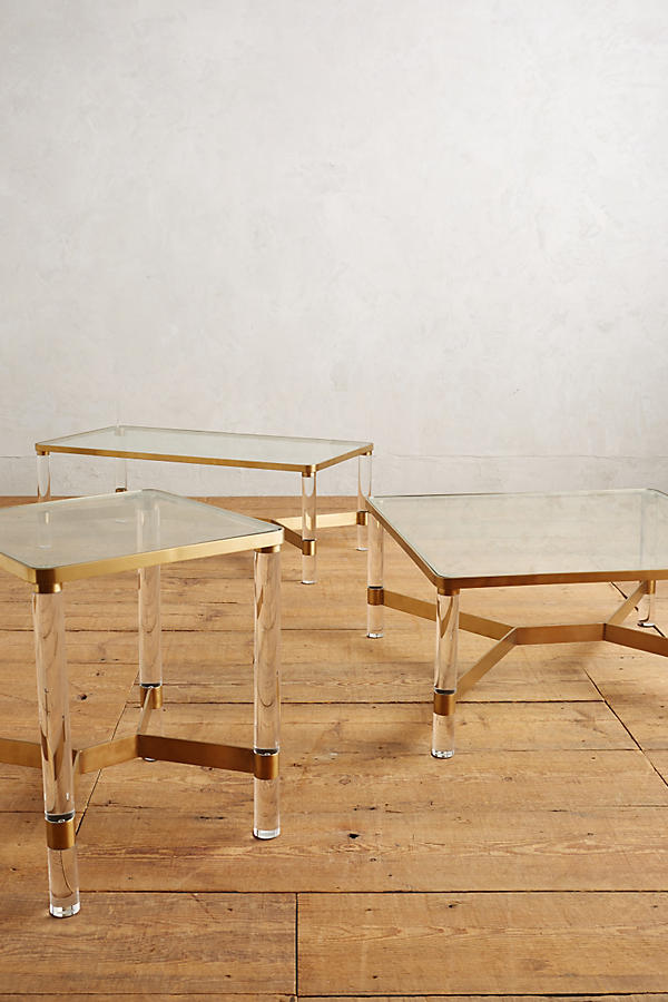 Lucite Coffee Table: Two Recommended Types
