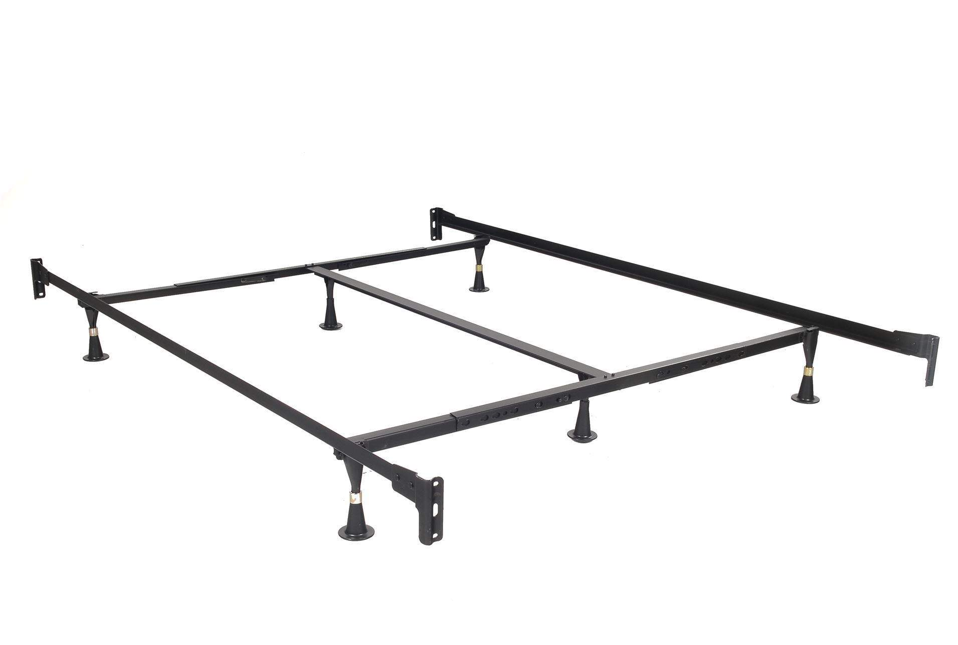 Metal bed frame king suitable with metal bed frame king ikea