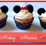 Mickey Mouse Cakes or Cupcakes: Let's Make Cupcakes Instead!