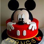 : Mickey Mouse cakes plus mickey & minnie mouse cake topper plus minnie mouse cookie cake plus minnie mouse cake template