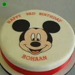 : Mickey Mouse cakes plus mickey mouse birthday cake toppers plus baby mickey mouse 1st birthday cakes