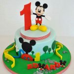 : Mickey Mouse cakes plus mickey mouse cakes 1st birthday plus mickey mouse cupcake toppers plus mickey mouse first birthday cake