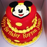 : Mickey Mouse cakes plus minnie mouse cake design plus mickey mouse ears cake topper