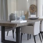 : Modern dining room sets with buy contemporary dining table with modern chairs and tables with painted dining room furniture