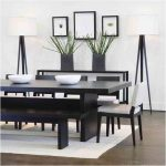 : Modern dining room sets with contemporary dining set with wood dining table with contemporary dining table sets