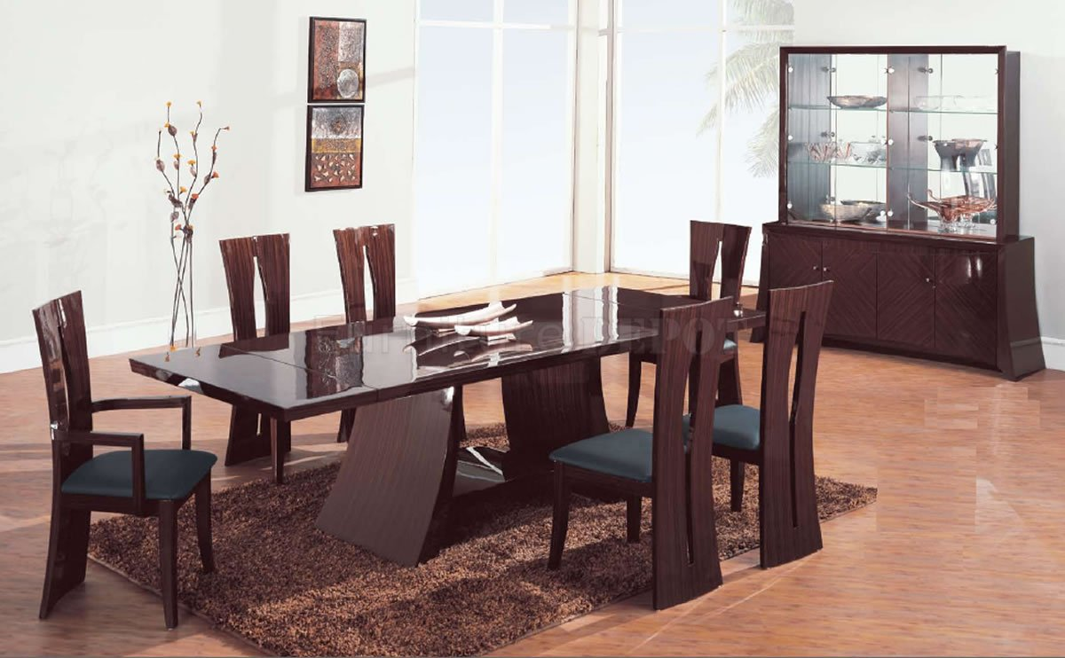 Modern dining room sets with dining table with luxury round dining table and chairs with modern small dining room